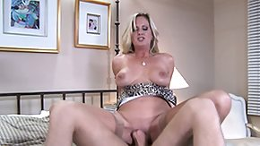 Bridgett Lee, Bed, Big Tits, Blonde, Blowjob, Boobs