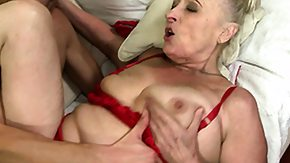 Free Fat Granny HD porn videos Sexy obese granny in red lingerie gets her cunt worked out well