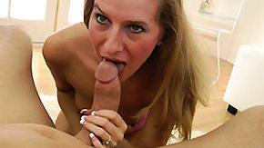 Sara James, Big Ass, Big Cock, Blonde, Blowjob, Cumshot