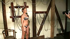 Dungeon, BDSM, Brunette, Fetish