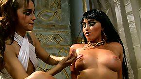 Oil, Ass, Babe, BDSM, Brunette, Dominatrix