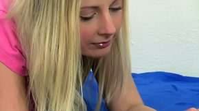 Mia Angel, Blonde, Cunt, Grinding, Hairless, High Definition
