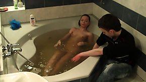 Bath, Adorable, Babe, Bath, Bathing, Bathroom
