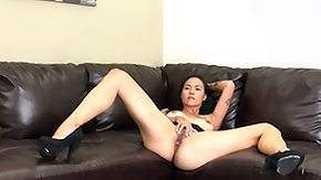 Dana, Asian, Brunette, Masturbation, Nude, Solo