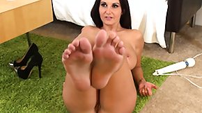 Wax, Big Tits, Boobs, Masturbation, Solo, Tits