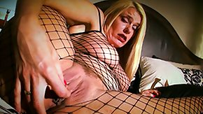 Darryl Hanah High Definition sex Movies Fishnet ight golden-haired Darryl Hanah insinuates her aye ass and fingers her vagina