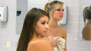 Toilet, Amateur, Athletic, Babe, Bath, Bathing
