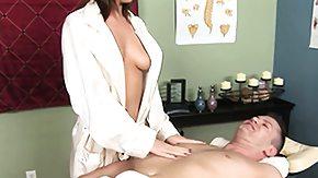 Massager, Brunette, Classy, College, Grinding, Massage