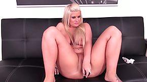 Julie Cash, Babe, Big Pussy, Big Tits, Blonde, Blowjob