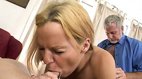 Daddy, Amateur, Blonde, Blowjob, Cum, Cute