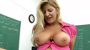 Robbye Bentley, Big Ass, Big Tits, Blonde, Blowjob, Boobs