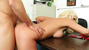 Bend Over, Bend Over, Blonde, Blowjob, Crying, Cunt