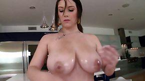 Boobs Oil, Amateur, Anal Creampie, Ass, Big Ass, Big Tits