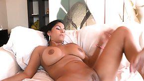 Latina, Big Tits, Blowjob, Boobs, Brunette, Hardcore