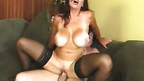 Lucky Benton HD porn tube Dark brown Favored Benton rides his pecker as well then this guy jerks it off on her tits