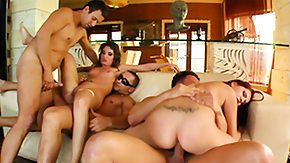 Victoria Rose, Anal, Assfucking, Double, Group, Hardcore