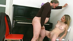 Old, Babe, Hardcore, Penis, Strip