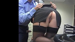 Jamie Lamore HD porn tube Blond secretary Jamie Lamore gets smashed heavy sex office stockings butt glasses from behind fingering
