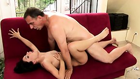 Free Cum In Mouth HD porn This babe picks up fucked within various positions on the sofa before he cums within her cavity