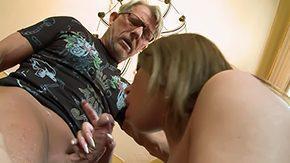 Donna, Aged, Babe, Ball Licking, Big Cock, Big Natural Tits