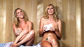 Naked, Amateur, Big Tits, Blonde, Boobs, Lesbian