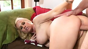 Mother And In Law, Anal, Ass, Assfucking, Blonde, Blowjob