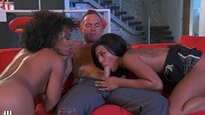 French Orgy, Adorable, Allure, Beauty, Black, Black Orgy