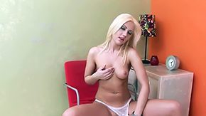 Karolina Frost, Amateur, Banana, Big Pussy, Big Tits, Blonde