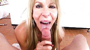 Tongue, Blonde, Blowjob, Pornstar, Sucking, Tongue