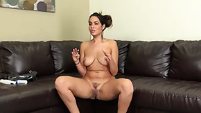 Moaning, Anal Toys, Ass, Brunette, Cunt, Latina