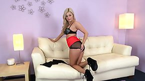 Chloe Lynn, Anal Toys, Ass, Blonde, Masturbation, Panties