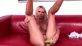Free Brooke Tyler HD porn videos Big titties light-haired MILF Brooke Tyler has a lime green gear in the midst of her cookie