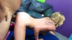 Channel, Bend Over, Blonde, Cumshot, Doggystyle, Hardcore