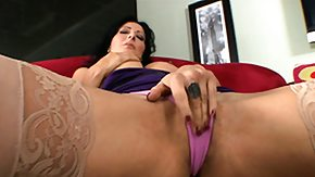Milf, Babe, Brunette, Fingering, Huge, Mature