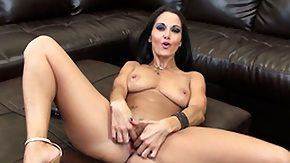 Ava Addams, Big Tits, Boobs, Brunette, Cumshot, Masturbation