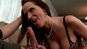 Syren De Mer, Big Tits, Blowjob, Boobs, Brunette, Creampie