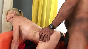 HD Black Grannie Sex Tube Horny old granny picks up a big black cock thumping her old pussy