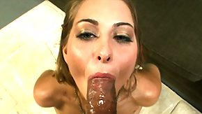 Full, Blowjob, Cumshot, Interracial, Sucking, Tongue