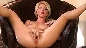 Nude, Anal Finger, Ass, Babe, Blonde, Fingering