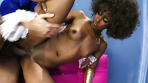 Spy, Black, Blowjob, Brunette, Ebony, Hardcore
