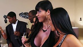 Vanilla Deville, Big Tits, Boobs, Double, High Definition, Monster
