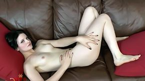 Miss Kitten High Definition sex Movies Vampiric Miss Kitten stretches on couch masturbates for the reason that mostly stationary camera Pale skinned enchanted babe Miss Kitten works out her pussy on stationary camera