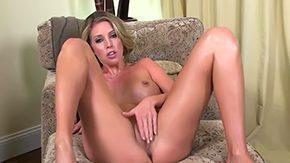 Samantha Saint, Amateur, Banana, Big Pussy, Blonde, Cum