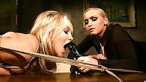 Mistress T, Babe, BDSM, Blonde, Bound, Dominatrix
