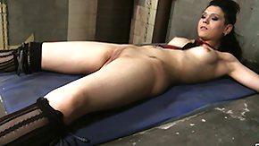 Mistress, Babe, BDSM, Blowjob, Brunette, Desk