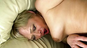 Lady, Brunette, Hardcore, Lady, Mature, Old