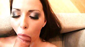 Pierced Cock, Amateur, Blowjob, Brunette, Penis, Piercing