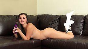 Allie Haze, Babe, Brunette, Masturbation, Nude, Posing