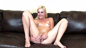 Posing, Amateur, Babe, Blonde, Blowjob, Cumshot