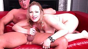 Toy, Big Cock, Big Tits, Blonde, Blowjob, Boobs